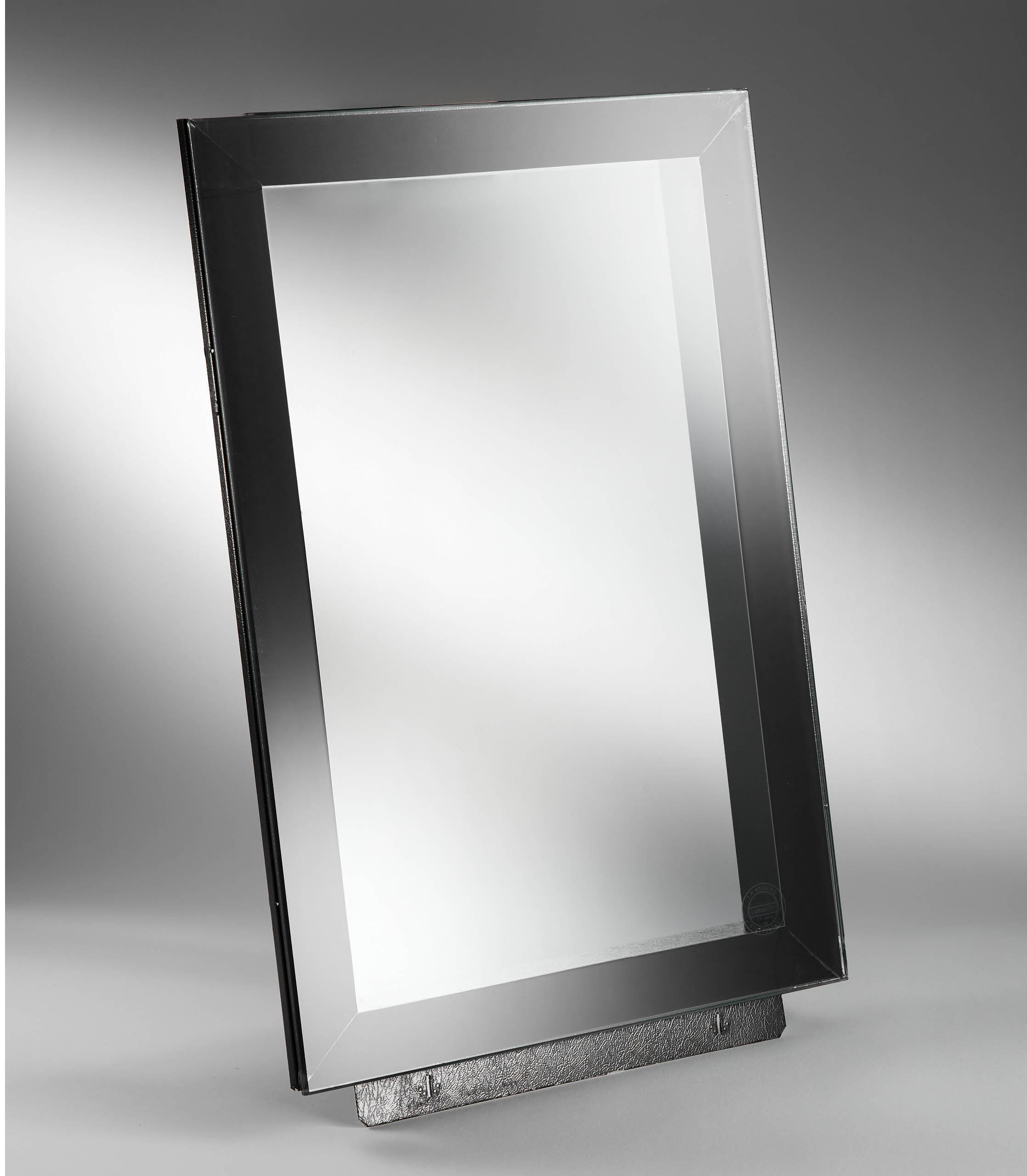 Glazed partition
