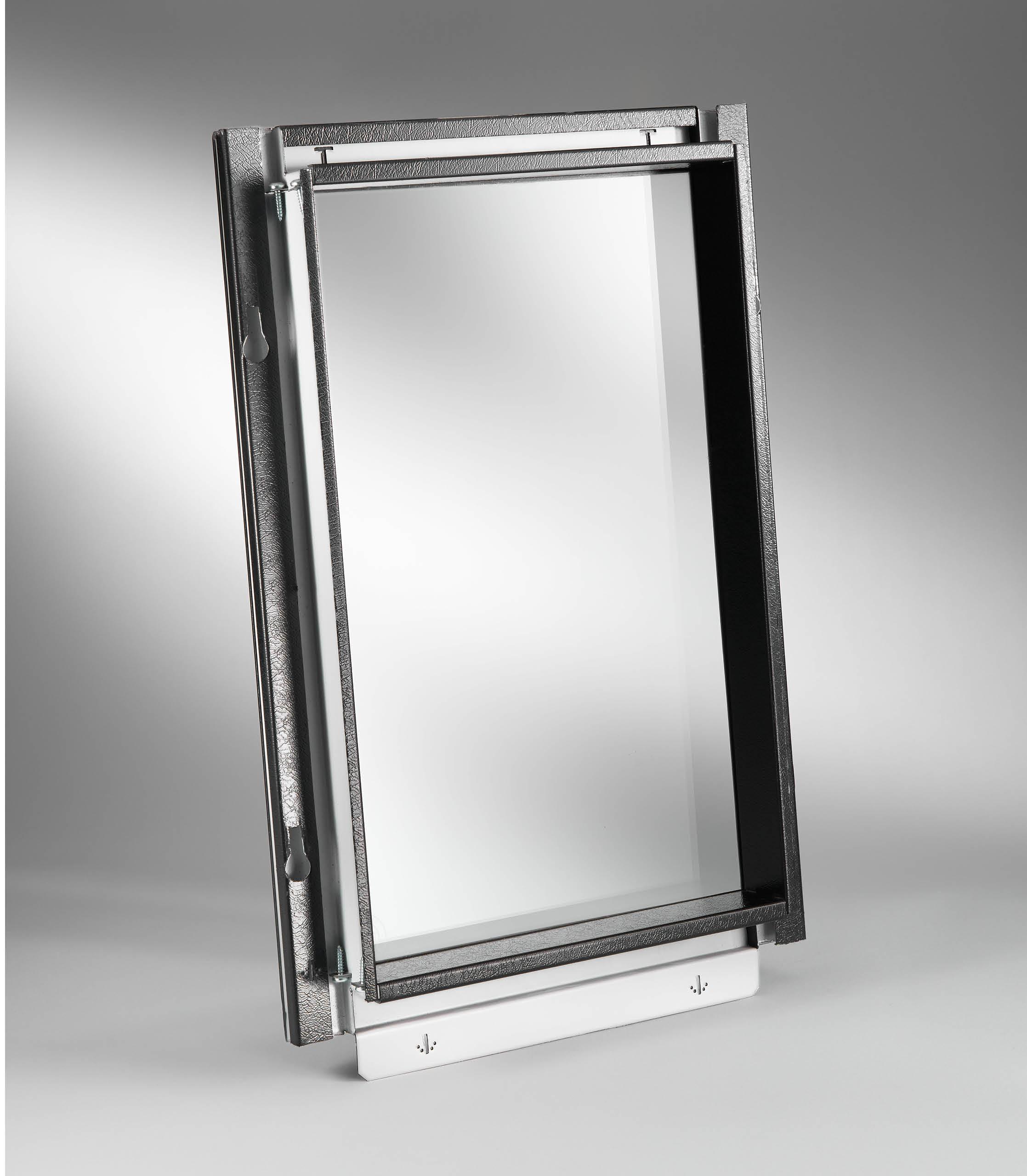 Glazed partition2